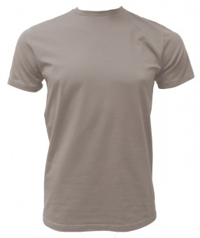 "Yogi-T-Shirt ""Snake"", men - taupe"