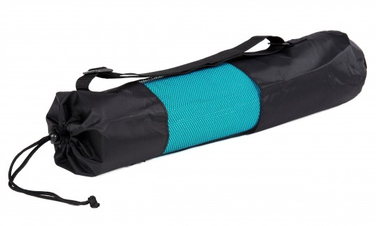 Yoga carrybag basic - nylon net - 65 cm