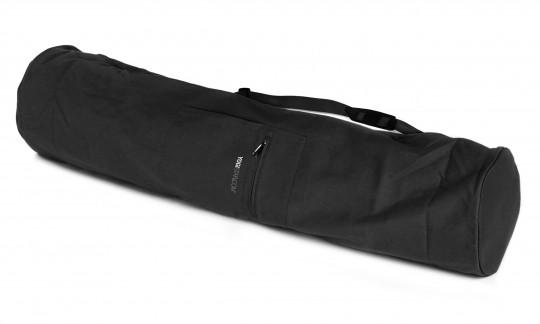 Yogatasche yogibag® basic - zip - extra big - cotton - 109 cm black