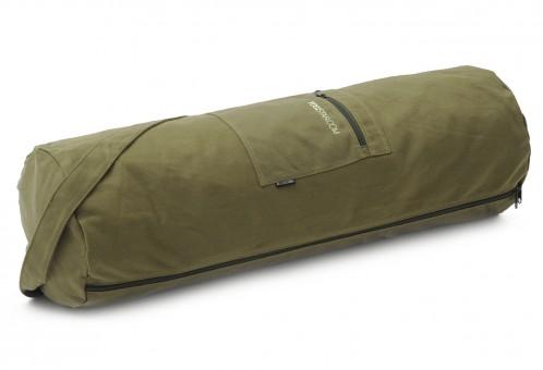 Yogatasche basic - zip - cotton - big plus - 73 cm