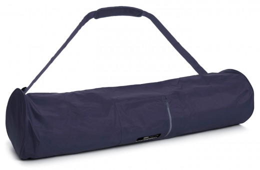 Yogatasche basic - zip - extra big - nylon - 109 cm navy