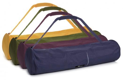Yoga carrybag basic - zip - extra big - nylon - 109 cm