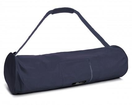 Yogatasche yogibag® basic - zip - extra big - nylon - 80 cm navy