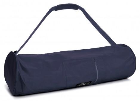 Yogatasche basic - zip - extra big - nylon - 80 cm navy
