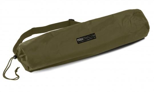 Yogatasche yogibag® basic - nylon - 65 cm olive