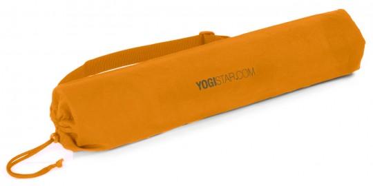 Yogatasche yogibag® basic - cotton - 65 cm safran