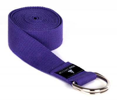 Yoga belt 'yogibelt' 260D violet