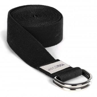 Yogagurt yogibelt® medium - M 260cm black MD
