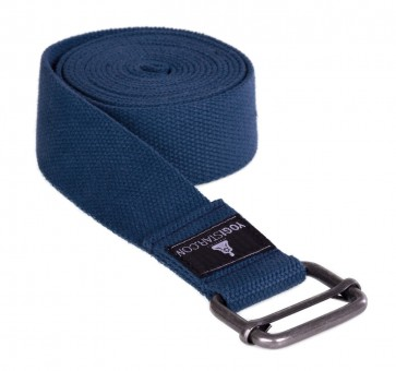 Yoga belt 'yogibelt' 260D blue