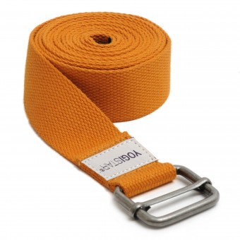 Yogagurt yogibelt® medium - M 260cm orange MB