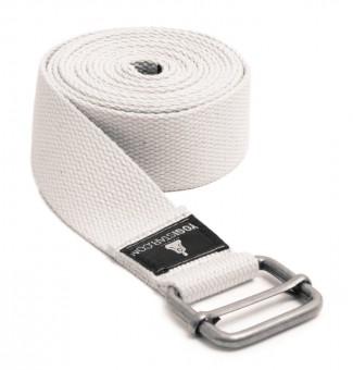 Yogagurt yogibelt - 260M white MB 260cm