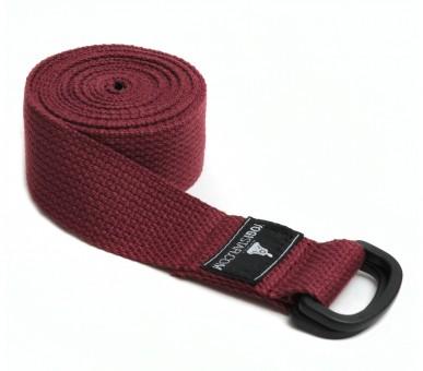 Yogagurt yogibelt® medium - P 260cm bordeaux PD