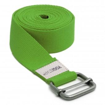 Yogagurt yogibelt® extra - MB 300cm - kiwi
