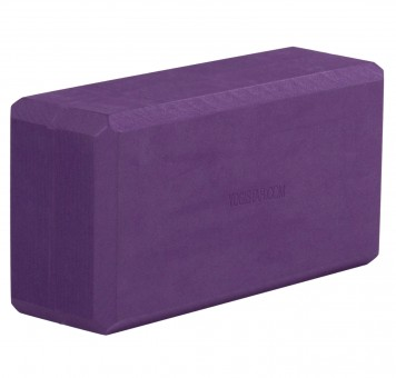 Yogablock yogiblock® basic aubergine (Formamid-frei)