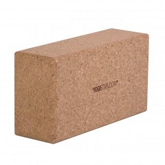 Yogablock yogiblock® cork basic (22,5 x 12 x 7,4 cm)