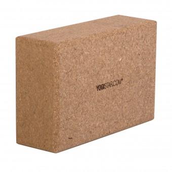 Yogablock yogiblock® cork big (22,5 x 15 x 7,5 cm)