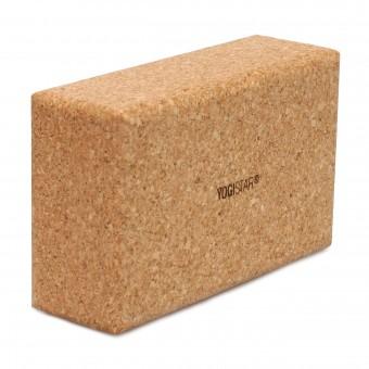 Yogablock yogiblock® cork - pro (22,5 x 13,7 x 7,4 cm)