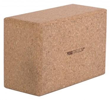 Yogablock yogiblock® cork supers. (23 x 15 x 10 cm)