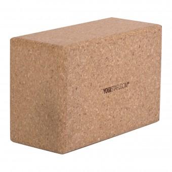 Yogablock yogiblock® cork supers. (22,5 x 15 x 10 cm)