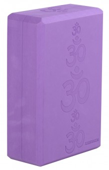 Bloque de yoga - yogiblock big OM