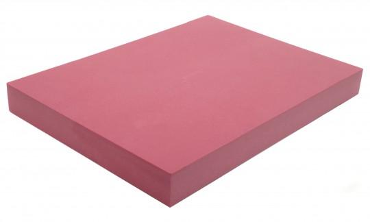 Yoga block 'Shoulderstand'
