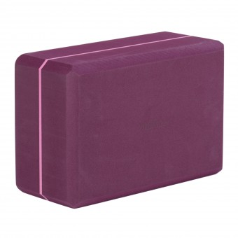 Yogablock yogiblock® supersize bordeaux