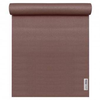 Yoga mat 'Basic' choco brown