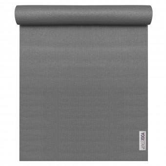 Yoga mat 'Basic' graphite