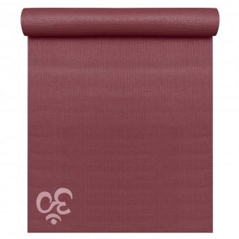 Yogamatte yogimat® basic - OM bordeaux