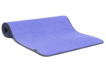 2. Wahl Yogamatte light - blau