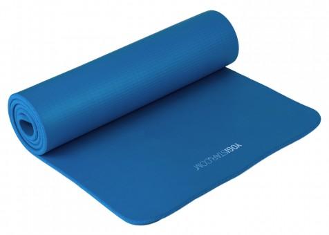 Pilates mat 'Basic' blue