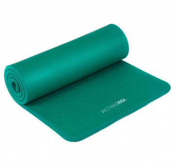 Pilates mat 'Basic' green