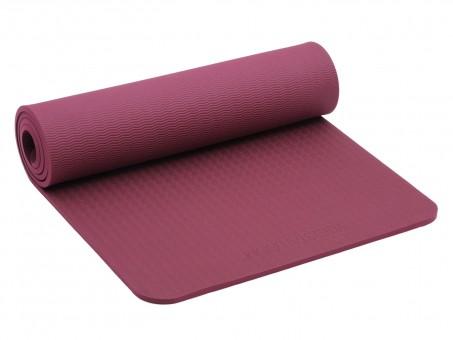Pilates Matte pro bordeaux