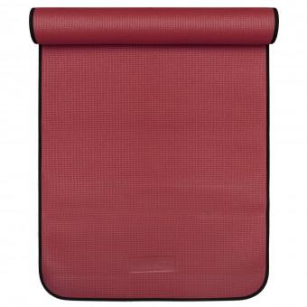 Yoga mat 'Soft' bordeaux