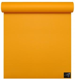 Yoga mat 'sun' - 4mm shine yellow
