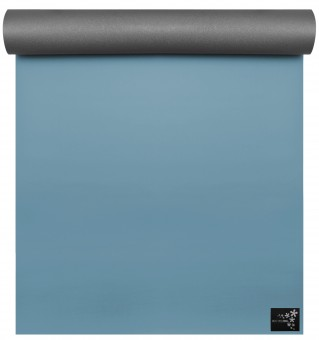 Yogamatte yogimat® ultra grip pigeon blue/anthracite