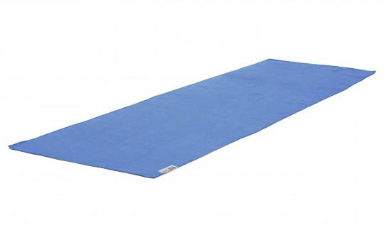 Yoga towel 'Yogitowel® Deluxe' blue