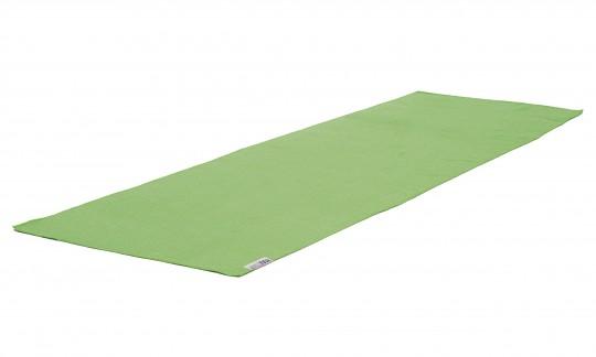Yoga towel 'Yogitowel® Deluxe' green