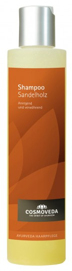 Shampoo Sandelholz, 150 ml