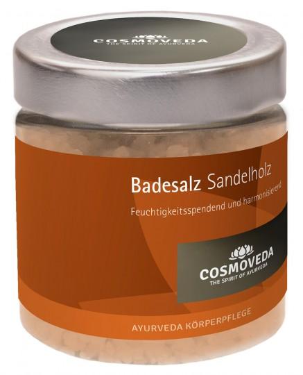Badesalz Sandelholz, 200 g