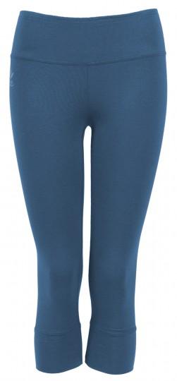 """3/4 Leggings """"Jil"""" - morrocan blue"""