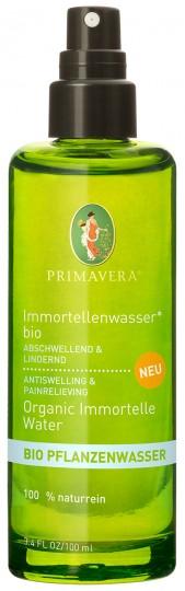 Bio Immortellenwasser (mit Alkohol), 100 ml