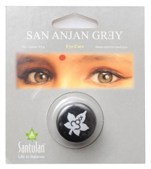 Anjan Kajal - hellgrau, 2 g