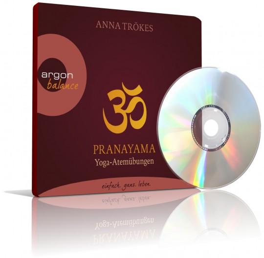 Pranayama Yoga-Atemübungen von Anna Trökes (CD)