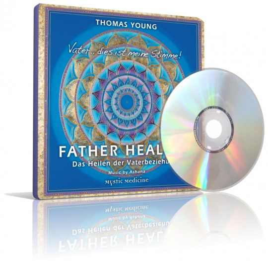 Father Healing von Thomas Young (CD)