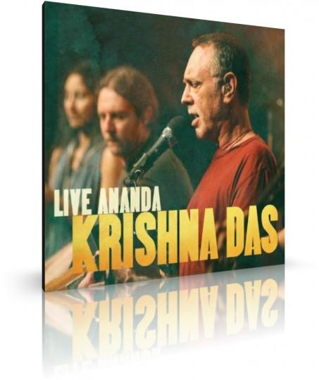 Live Ananda von Krishna Das (CD)