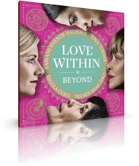 Love Within - Beyond (CD)