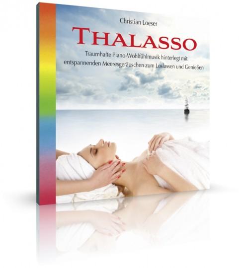 Thalasso von Christian Loeser (CD)