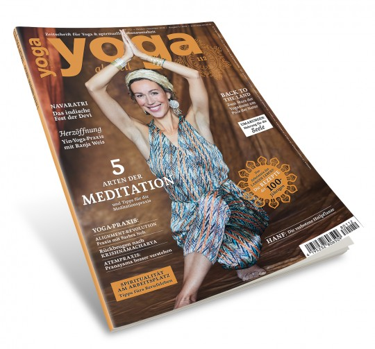 Yoga Aktuell 112 - 05/2018