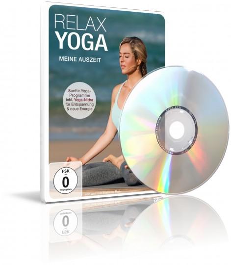 Relax-Yoga mit Stefanie Rohr und Annette Arndt (DVD)